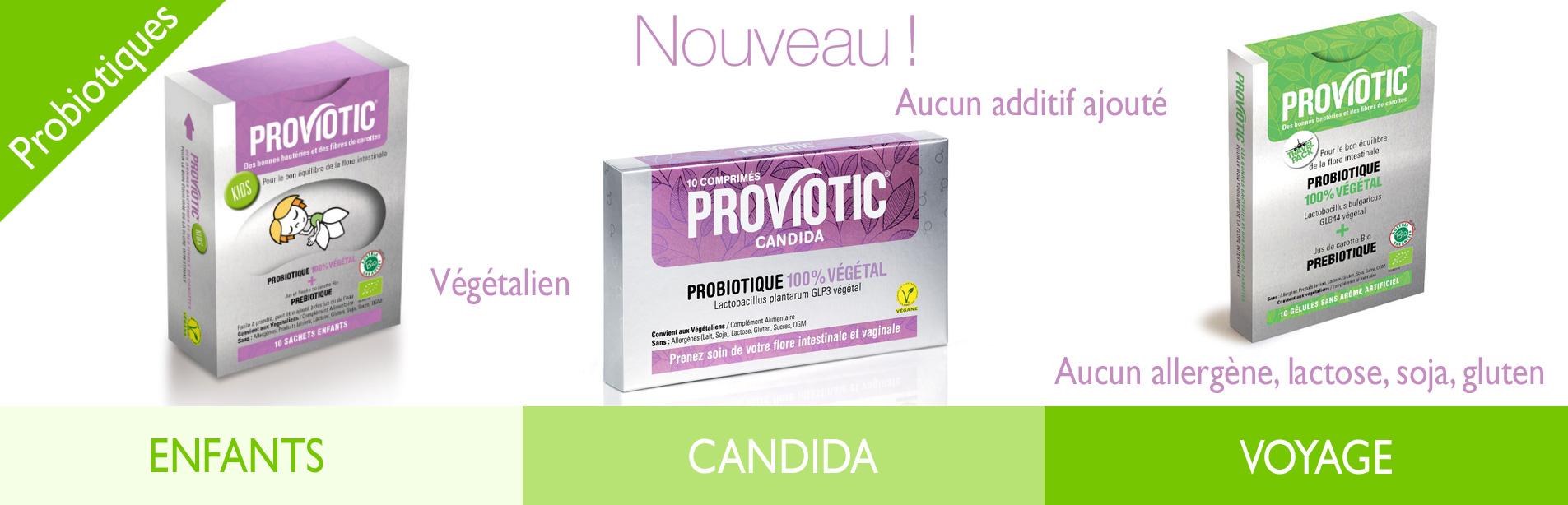 probiotique - proviotic
