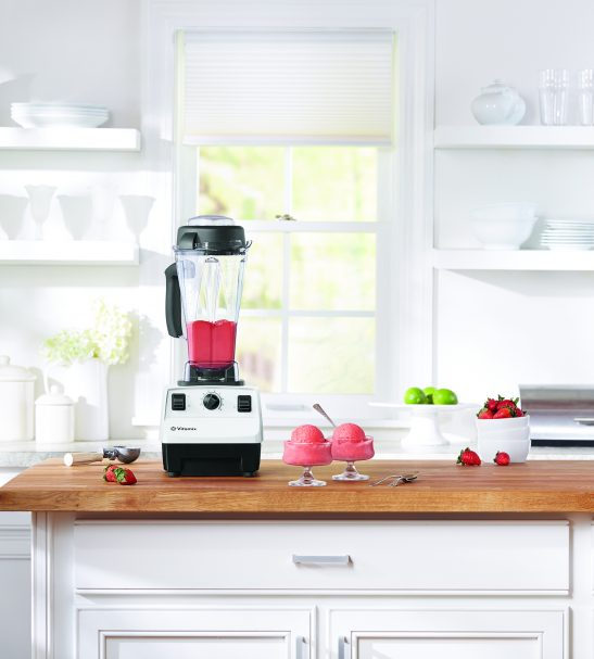 Vitamix Total Nutrition Center (blanc)