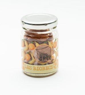Biobec abricot et banane - pot de 15 g