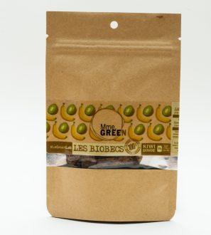 Biobec kiwi et banane - sachet de 20 g