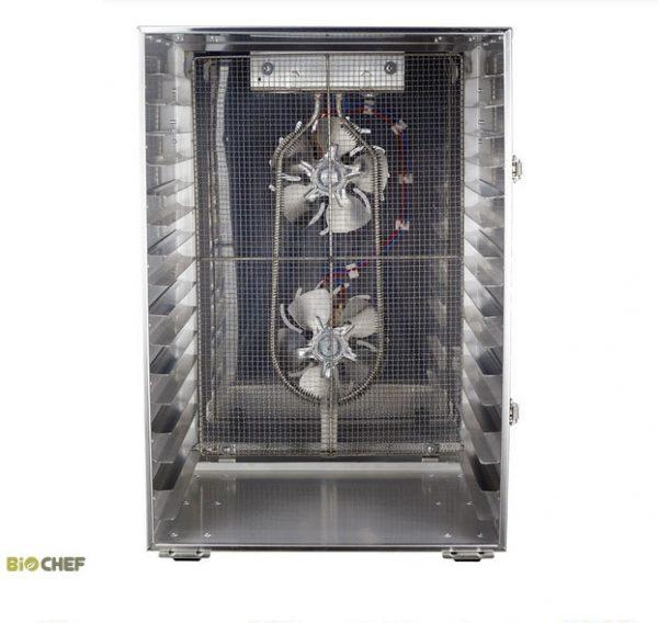 Déshydrateur Professionnel BioChef Premium 16 Plateaux