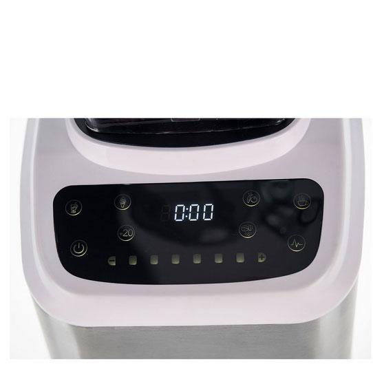Mixeur Blender BioChef Atlas Power - panneau contrôle