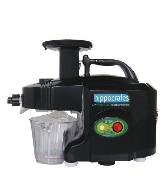 Extracteur de Jus Greenpower Hippocrates - noir