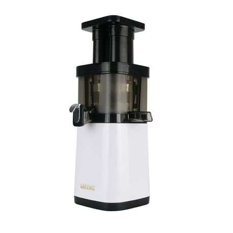 Extracteur de jus vertical Greenis F-9088 Twin Star - Blanc