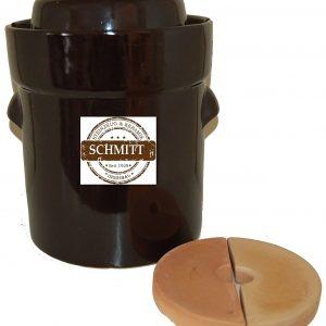 Pot à fermentation lacto-fermentation choucroute - 10 L
