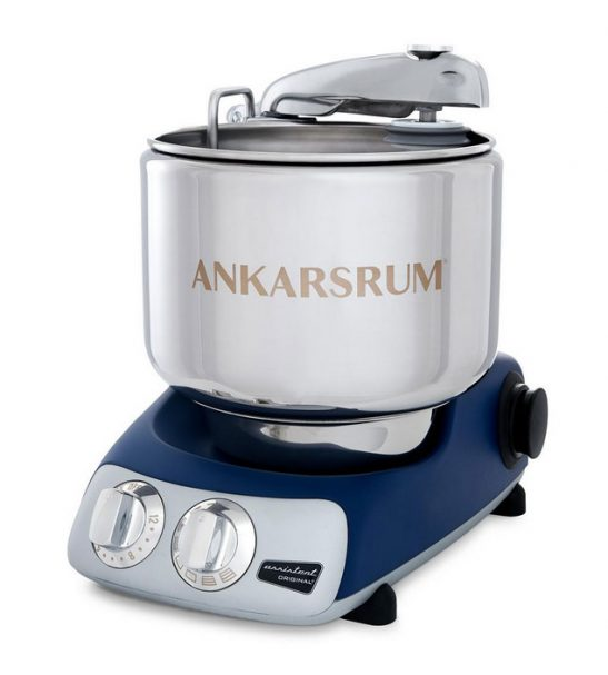 Robot Ankarsrum 6230 bleu royal