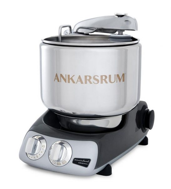 Robot Ankarsrum 6230 noir chrome