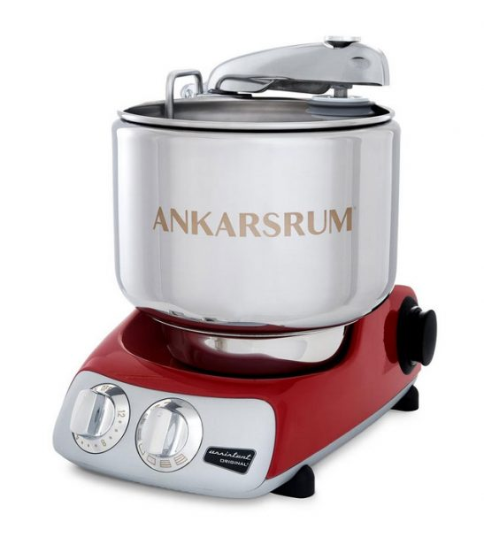 Robot Ankarsrum 6230 rouge