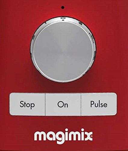 Blender Magimix bol en verre thermorésistant 1200 W