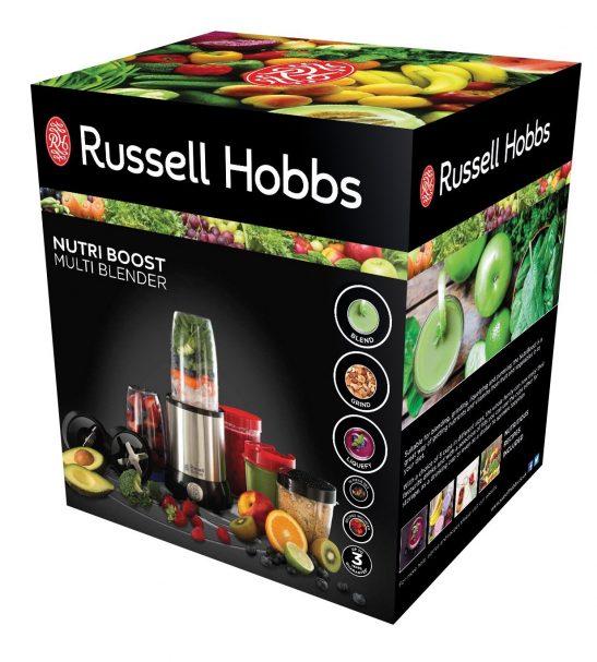 Mini blender Russell Hobbs 23180-56 NutriBoost + 15 Accessoires