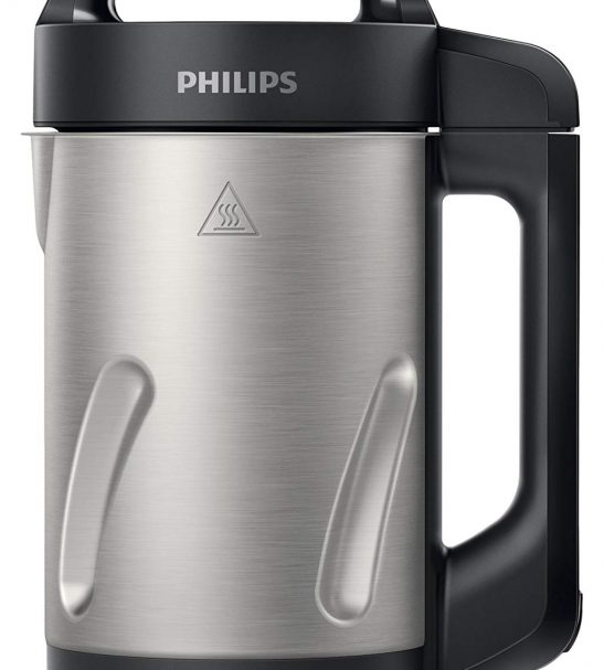Blender chauffant Philips HR2203/80 Inox 1,2 L 1000 W