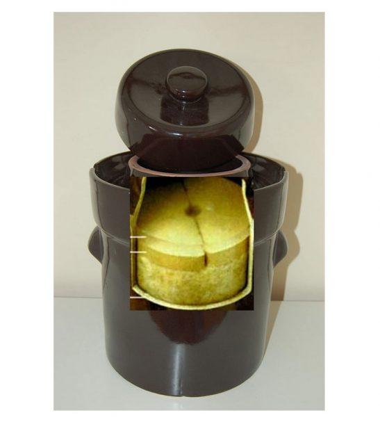 Kit pour fermentation de choucroute 5 litres