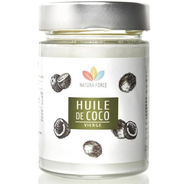 Huile de coco bio