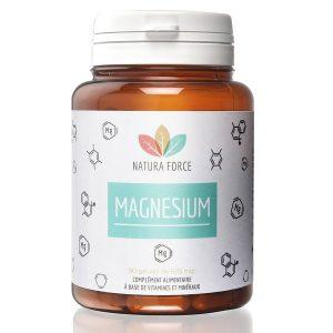 magnésium à haute biodisponibilité