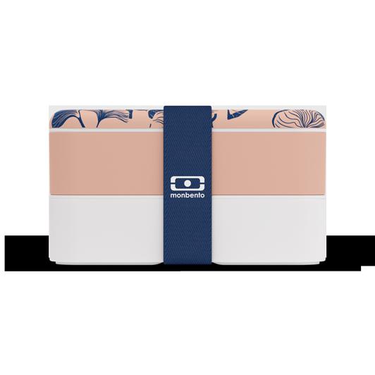 Lunchbox boite bento - MB Original graphic Ginkgo
