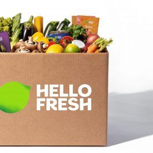 Box à cuisiner HelloFresh - Livraison de repas à domicile à préparer soi-même